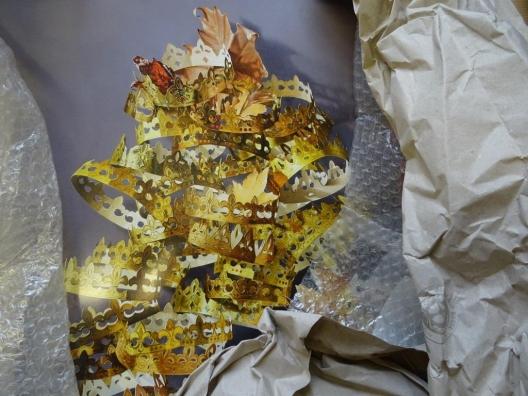 """""""Das Gold der Macht"""" von Richard Gautier"""
