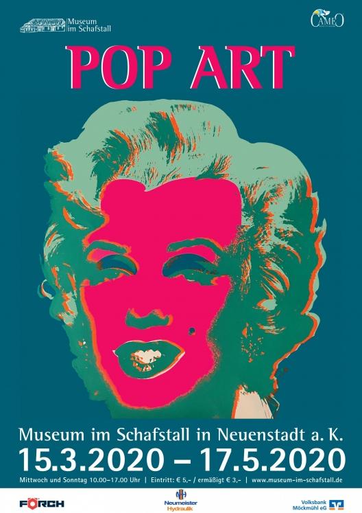 """Bild: """"Marilyn Monroe"""" von Andy Warhol"""