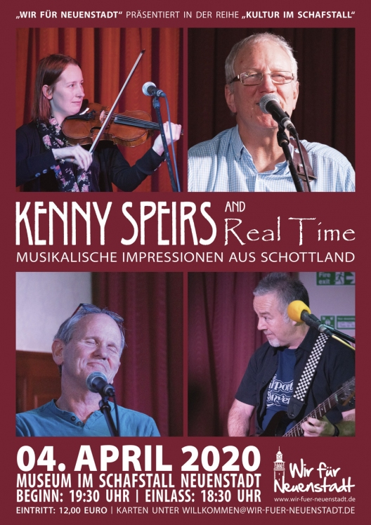 Kenny Speirs and Real Time