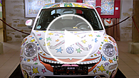 Video: Besprechung VW Beetle von James Rizzi